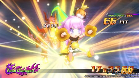 Mugen Souls Z 'Limited Edition' трейлер