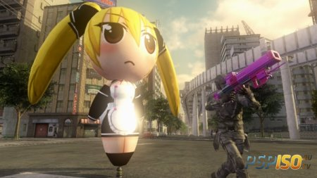 Earth Defense Force 2025 - DLC ��� �������� ������