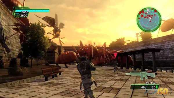 Earth Defense Force 2025 - ������ ����������� �����