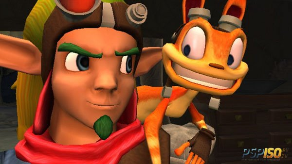 Jak and Daxter Collection ������ �� PS Vita