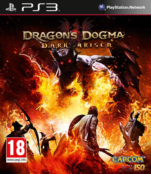 Dragon's Dogma: Dark Arisen трейлер