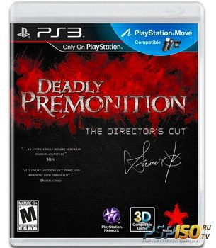 Deadly Premonition The Director's Cut - трейлер