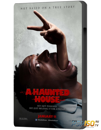 ��� � ��������������� ��������� / A Haunted House (2013) HDRip