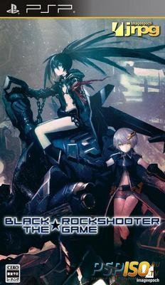Black Rock Shooter: The Game [FULL][ISO][ENG][2013]