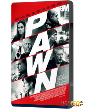 Пешка / Pawn (2013) BDRip 720p