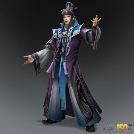 Dynasty Warriors 8 выход в июле.