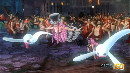 One Piece: Pirate Warriors 2 Gamers Day трэйлер и скриншоты
