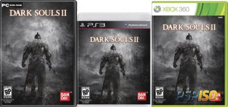 Dark Souls 2 -  box art