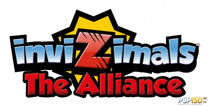 Invizimals: The Alliance  - ����� �����.