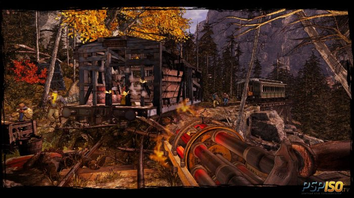 Call of Juarez: Gunslinger выход в мае.
