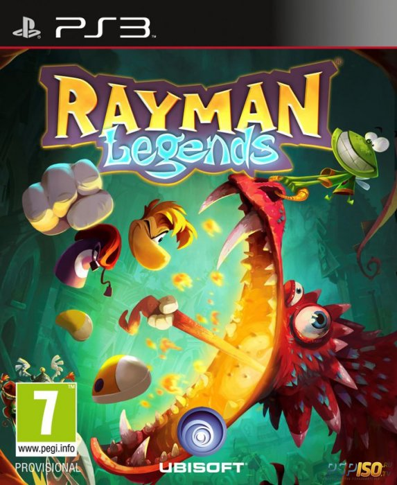Rayman Legends 'Mariachi Madness' трейлер