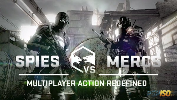 Splinter Cell: Blacklist �Spies vs. Mercs� �������