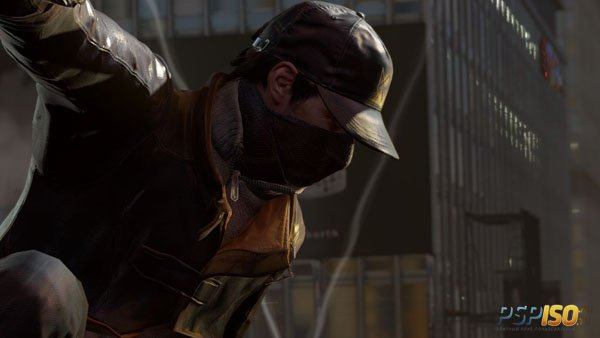 PlayStation 4 ������� �������������: Watch Dogs