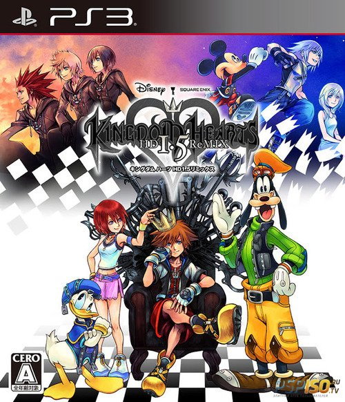 Kingdom Hearts HD 1.5 Remix дата релиза