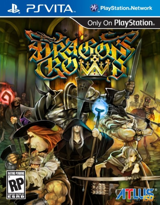 Dragon�s Crown U.S. box art � ������� �����