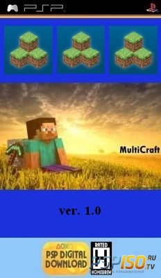 Multicraft  v1.0 [HomeBrew]