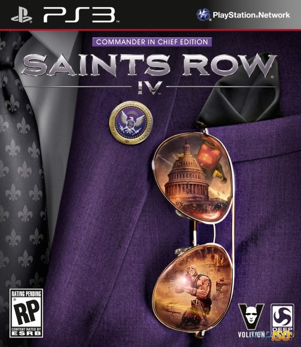 Saints Row IV - ����� ����� � ���-�����