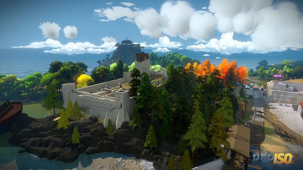 PlayStation 4 ������� ������������: The Witness