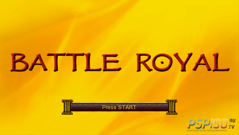 Battle Royal (2013/PSP/ENG)