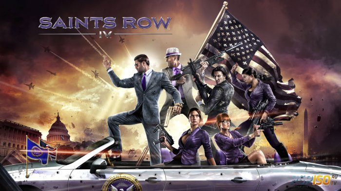 Saints Row IV - Трейлер