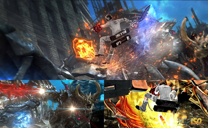 Freedom Wars ��� PS Vita