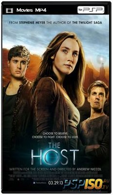 Гостья / The Host (2013) HDTVRip