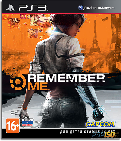 Remember Me [FULL] [RUS] [3.41/3.55/4.30+] торрент