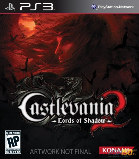 Castlevania: Lords of Shadow 2 E3 трейлер