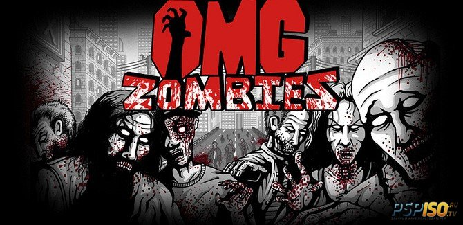 OMG HD Zombies трейлер