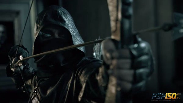 Thief 'Garrett the Master Thief' E3 трейлер