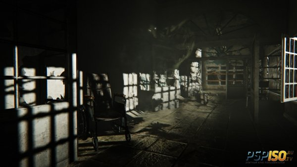 Daylight PlayStation 4  E3 трейлер