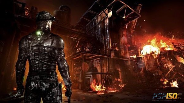 Splinter Cell: Blacklist E3 трейлер