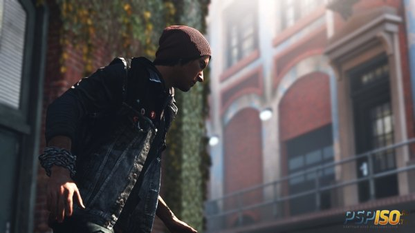 ��� � ����� �� ����� ������ � ����  � inFAMOUS: Second Son