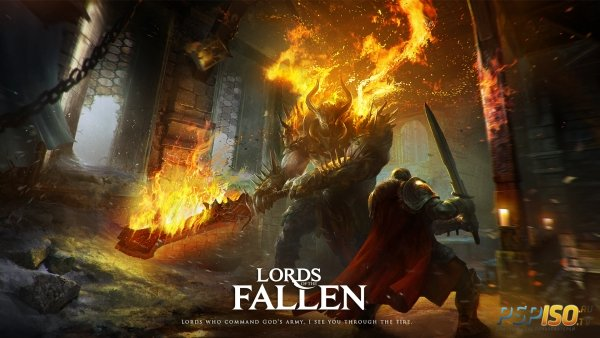 Lords of the Fallen E3 скриншоты