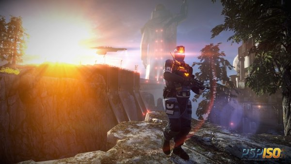 ����-��� � ��������� Killzone: Shadow Fall