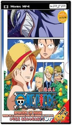 Ван-Пис: Эпизод Нами / One Piece: Episode of Nami [Special] (2012) НDRip
