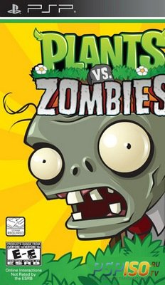 Plants vs Zombies  v1.6 [HomeBrew][RUS]