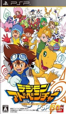 Digimon Adventure [FULL][ISO][ENG][2013]