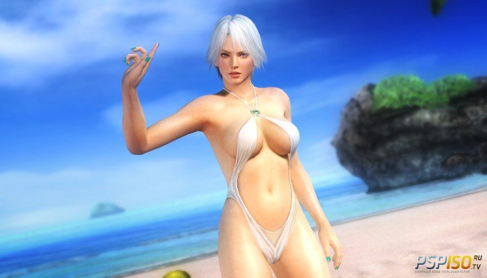 Dead or Alive 5+ �������� ����� � ������ �����.