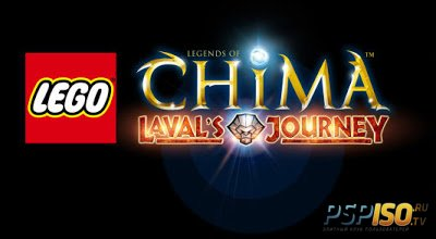 Российкий релиз LEGO Legends of Chima: Laval's Journey