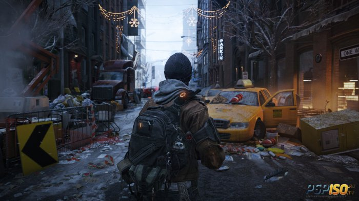 Tom Clancy's The Division - online open-world action RPG от Massive Entertainment