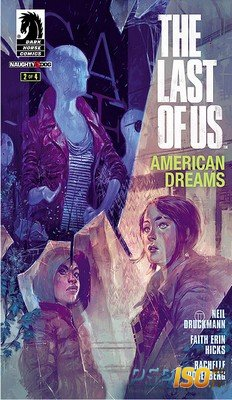 The Last of Us: American Dream [2-4][2013][RUS]