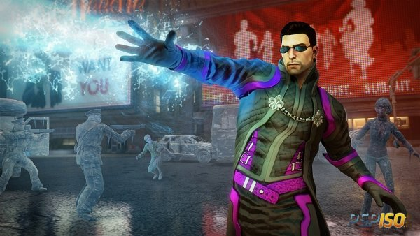 Saints Row IV 'Independence Day' трейлер