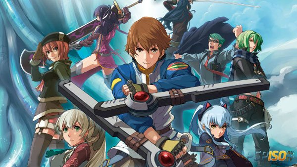 The Legend of Heroes: Ao no Kiseki выйдет на PS Vita