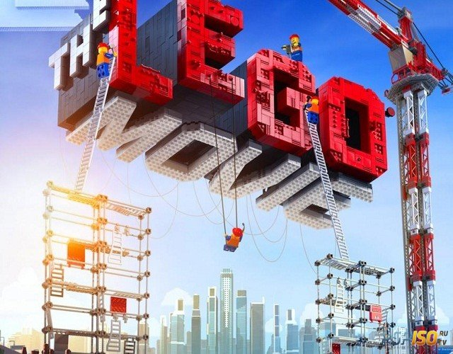 The LEGO Movie выйдет на PS3, PS4 и PS Vita