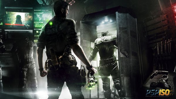 Splinter Cell: Blacklist 'Transformation' трейлер