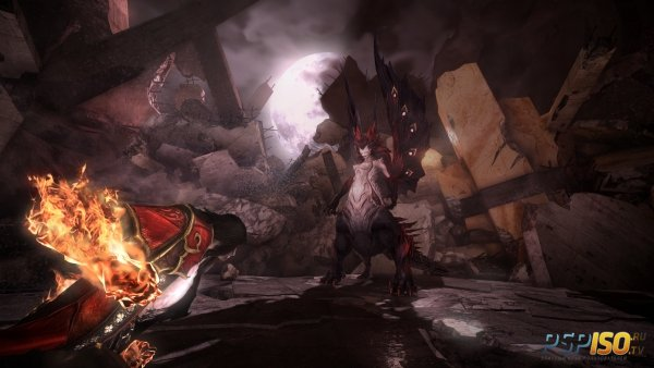 Castlevania: Lords of Shadow 2 скриншоты