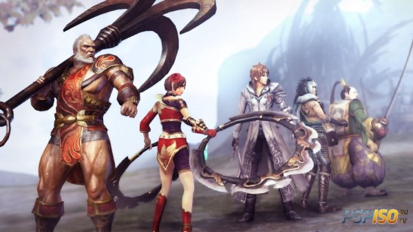 Warriors Orochi 3 Ultimate скриншоты