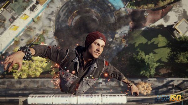 inFAMOUS: Second Son скриншоты