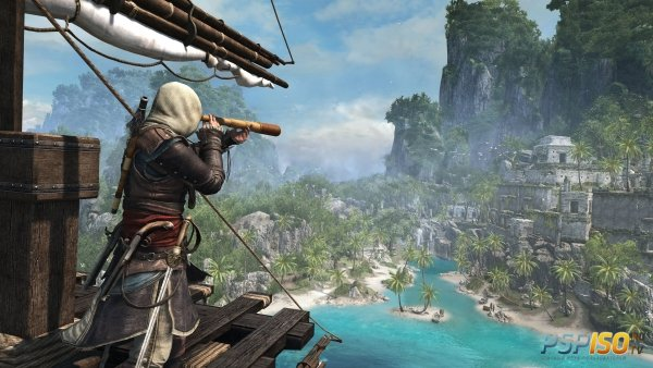Assassin's Creed IV: Black Flag 13 минут геймплея